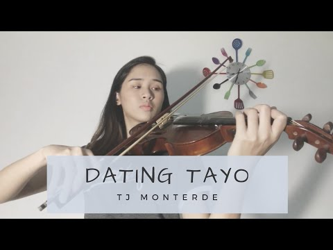 Dating tayo by tj monterde spoken poetry