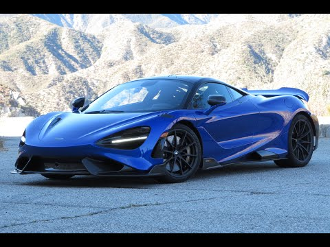 The McLaren 765LT Is the Gnarliest Production Street Car I've Ever Driven - One Take