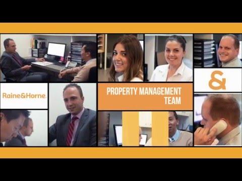Raine & Horne Concord - Property Management & BDM Team