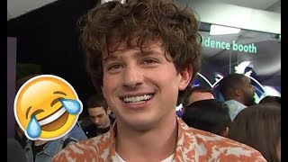 Gambar cover Charlie Puth - Funny Moments (Best 2018★)