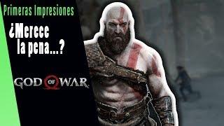 ¿Merece la pena GOD OF WAR? PI Demo