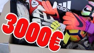 MEGA 3000€ UNBOXING
