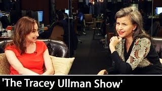 'The Tracey Ullman Show': Tracey Ullman Interview | October 2016