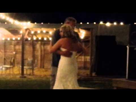 Daughter and Step-father Dance