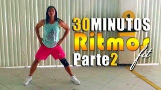 Baixar SUPER AULA - 30 MINUTOS DE RITMOS FIT - Parte 2 | Professor Irtylo Santos