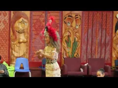 Taualuga performance at Asia Pacific ECE Conference 2015
