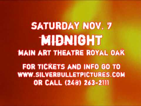 Heavy Mental: midnight movie tv ad main art theatre Royal Oak