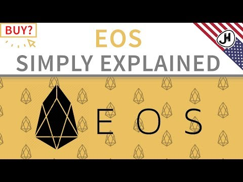 EOS explained simply - too late to buy?