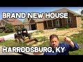 Brand New house, Harrodsburg KY, call the Best Real Estate Agent near Lexington Kentucky