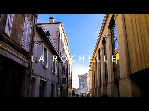 One day in La Rochelle - FRANCE