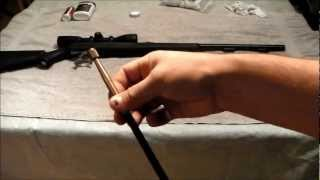How to Clean Muzzle Loader
