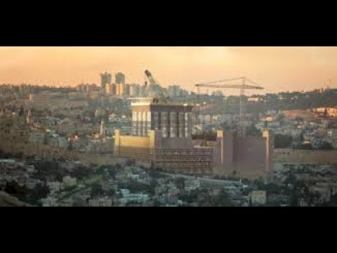 IS ISRAEL ABOUT TO MAKE AN END TIME ARCHEOLOGICAL DISCOVERY FORE