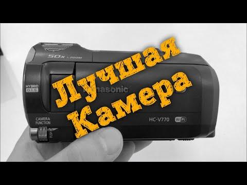 📹 Видеокамера Panasonic HC-V770 - Обзор