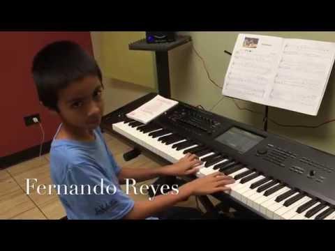 J. R Music School Fernando Reyes