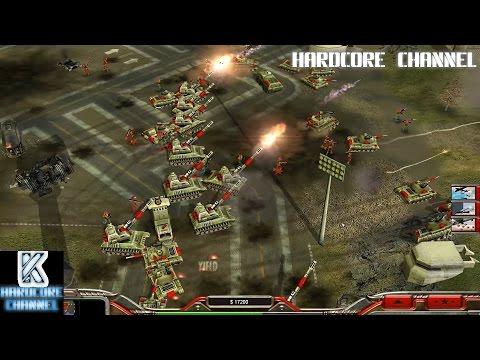 Command & Conquer Generals: Zero Hour - прохождение - Hardcore - Китай =1=