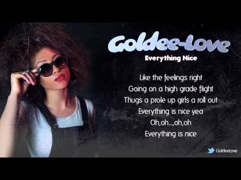 Popcaan - Everything Nice (Goldee-Love Cover)