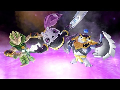 Skylanders: Imaginators - Back In Skylands - Part 1