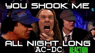 Vocal Coach Reacts To AC-DC | You Shook  Me All Night Long  Ken Tamplin