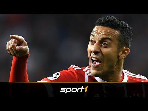 Abschied vom FC Bayern? Thiago äussert sich mehrdeutig | SPORT1 - DER TAG