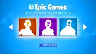 Fortnite FREE SKINS that EVERYONE Can Get NOW!