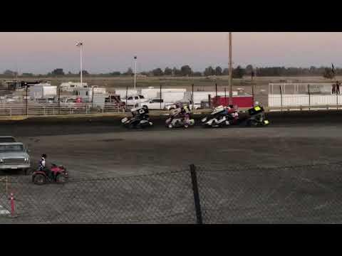 Lemoore Raceway 8/24/19 Restricted Heat