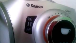 Кофеварка Philips RI9953/01 Saeco Giro Plus II(Использование кофемашины Филипс Саеко в домашних условиях. Кофеварки этого производителя отлично делают..., 2015-03-23T11:54:05.000Z)