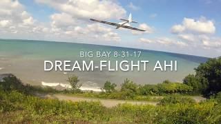 slope soaring the dream flight ahi at big bay 8 31 17