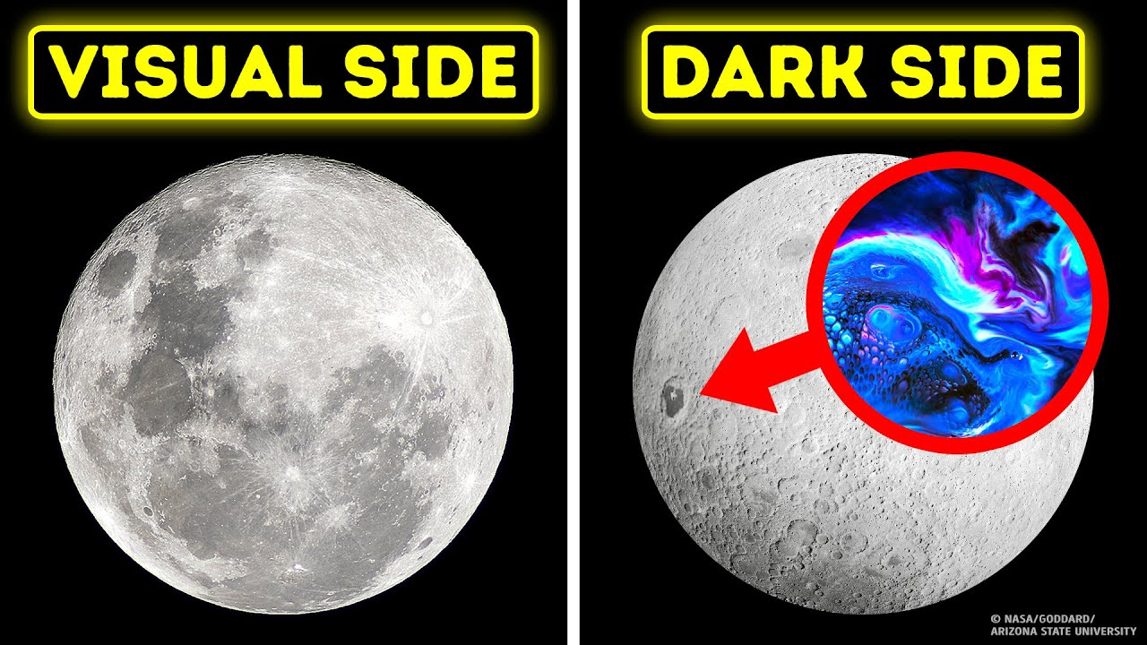 Something Bizarre Found on the Moon Has Scientists Speechless