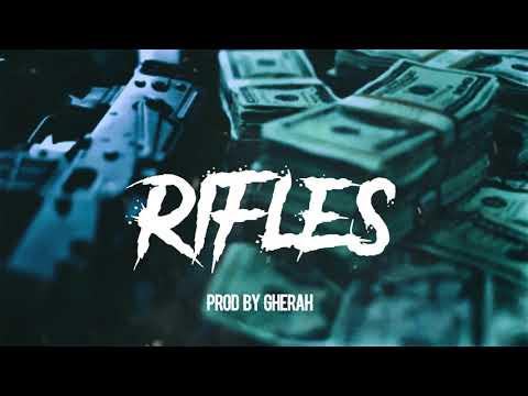 "Trap Beat Instrumental  ""RIFLES"" Bad Bunny Type Beat ( Prod By Gherah )"