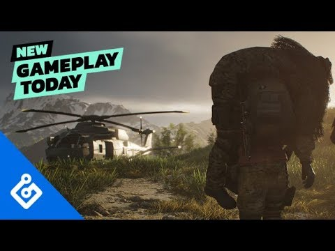 New Gameplay Today – Ghost Recon Breakpoint