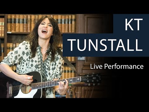 KT Tunstall | Maybe It's a Good Thing | Live Performance at Oxford Union