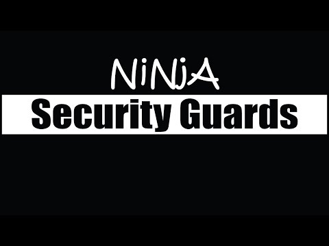 Ninja Security Guards (2007) - Official Movie Trailer