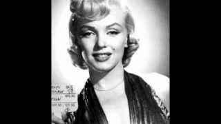 Marilyn Monroe Costume and hair Tests Gentlemen Prefer Blondes,The seven Year Itch