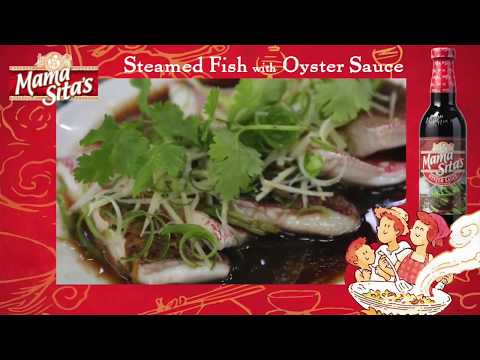 Mama Sita's Steamed Fish With Oyster Sauce
