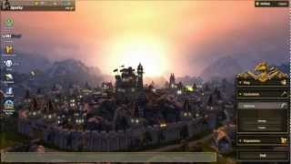 The settlers 7 Paths to a Kingdom  Episode 1 Part 1 HD - Campaign.