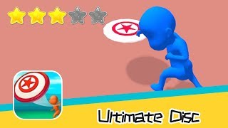 Ultimate Disc - SUPERSONIC STUDIOS LTD - Walkthrough Fun frisbee game! Recommend index three stars