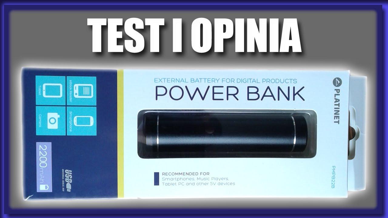 power bank platinet 2200mah test youtube. Black Bedroom Furniture Sets. Home Design Ideas