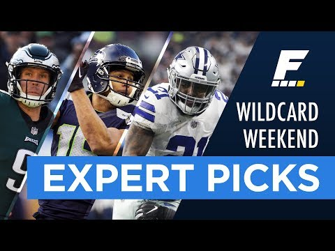 NFL Wild Card Round Game Picks (Against the Spread)