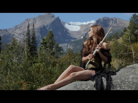 """""""Sunrise"""" in the Rocky Mountains, performed by Michele McGovern"""