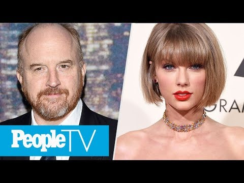Taylor Swift Slams Kanye West In New Song, Hollywood Reacts To Louis C.K. Allegations | PeopleTV