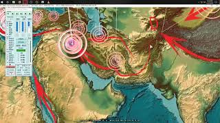 11/28/2018 -- Multiple new M5.5+ Earthquakes -- 1 day remains for M7.8 EQ warning