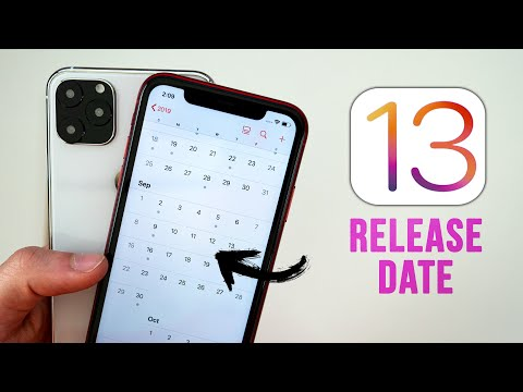 iOS 13 Final Release Date How to Update from Beta