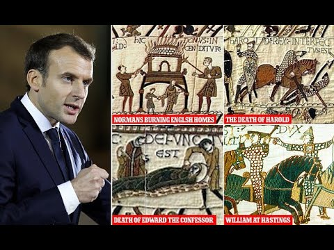 Did borrowing the Bayeux Tapestry cost Britain £45m?