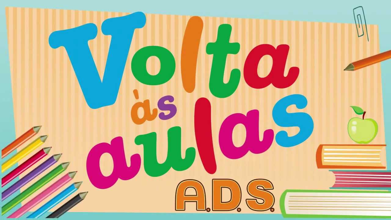 6fdcb80e1e5fd comercial volta as aulas ADS 2 - YouTube