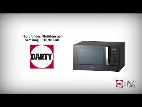 micro-ondes-combiné-samsung-ce107mt-4b---démonstration-darty