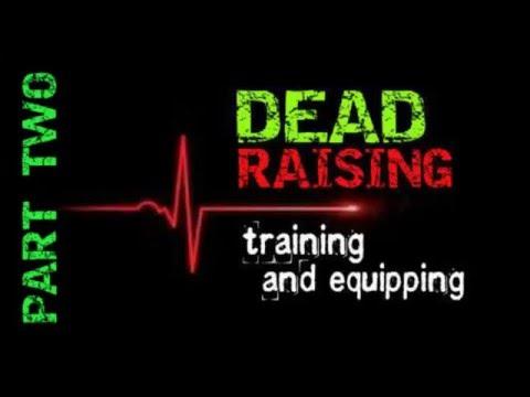 DEAD RAISING TRAINING  PART 2 (BRAND NEW SPEAKERS)