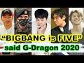 "Gambar cover GD shouts ""BIGBANG is 5"", SunDae date, TOP's new hair, MAKNAE on top 2020 updates on Kings of Kpop"