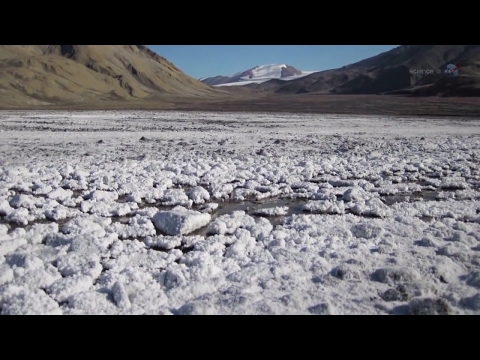 The Sleeping Giant in Arctic Permafrost - Arctic Methane Emissions - Permafrost - Science at NASA
