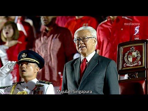 NDP 2017 Singapore National Anthem Majulah Singapura (Best Audio Quality)