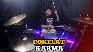 Cokelat - Karma II Drum Cover